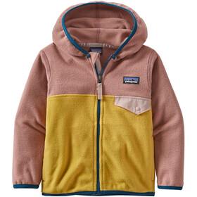 Patagonia Micro D Snap-T Jacket Kids mountain yellow